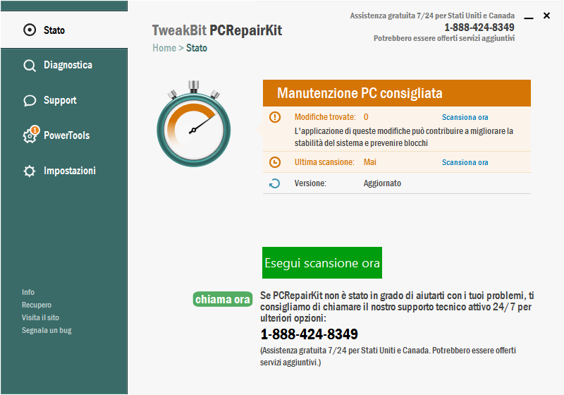 [PORTABLE] TweakBit PCRepairKit v1.8.4.2 Portable - ITA
