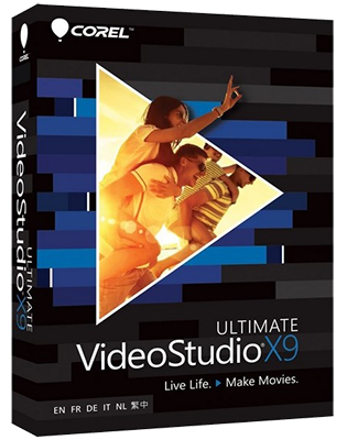 Corel VideoStudio Ultimate X9 v19.3.0.18 - Ita