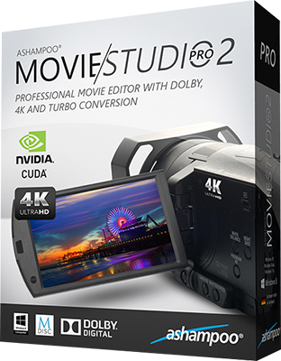 Ashampoo Movie Studio Pro v2.0.5.7 - Ita