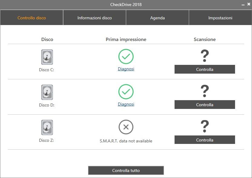 Abelssoft CheckDrive 2020 v2.02 - Ita