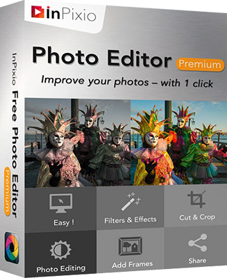 InPixio Photo Editor Premium v1.7.6192 DOWNLOAD ITA