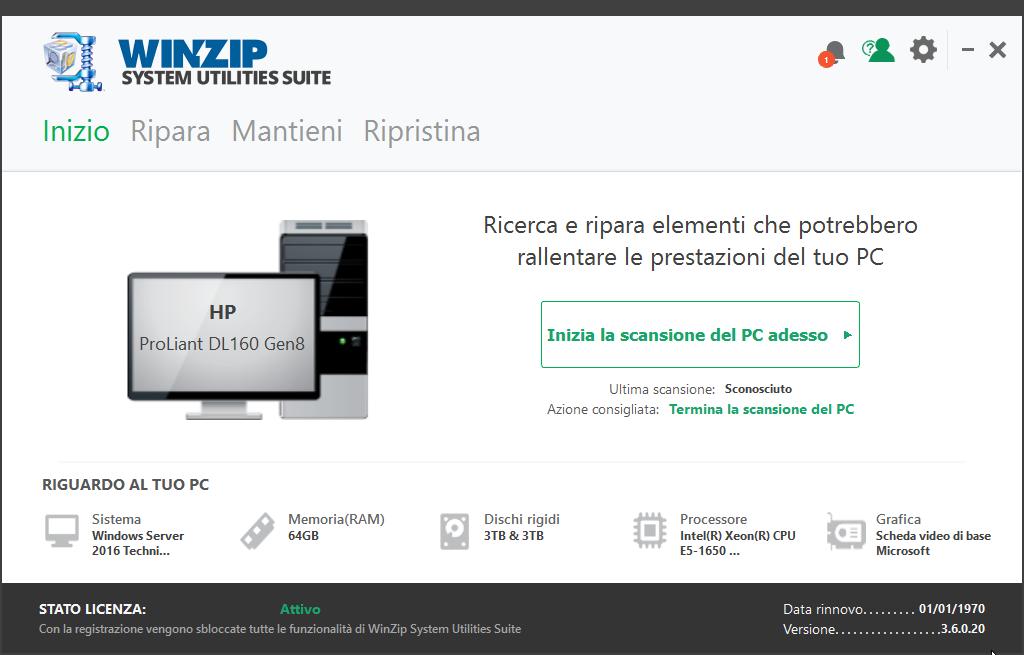 WinZip System Utilities Suite v3.7.2.4 - ITA