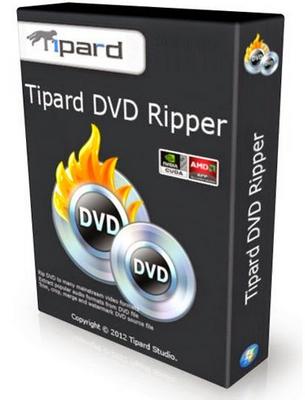 Tipard DVD Ripper 9.2.30 - ENG