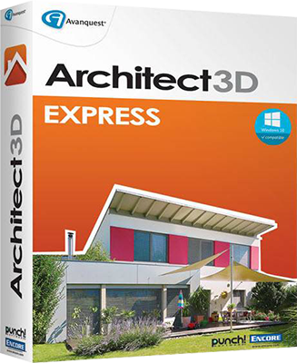 Architect 3D 2018 Express v20.0 - Eng