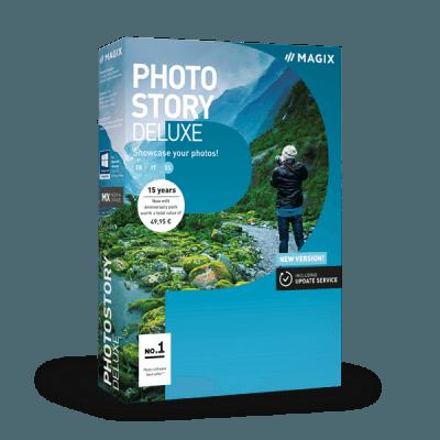 MAGIX Photostory Deluxe 2018 v17.1.3.139 64 Bit - ITA