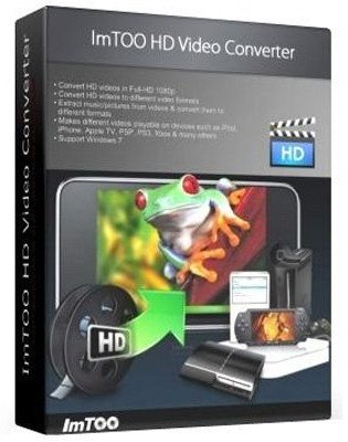 ImTOO HD Video Converter 7.8.24 Build 20200219 - ITA