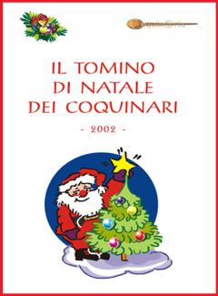 Coquinaria - Il Tomino di Natale dei coquinari (2002)