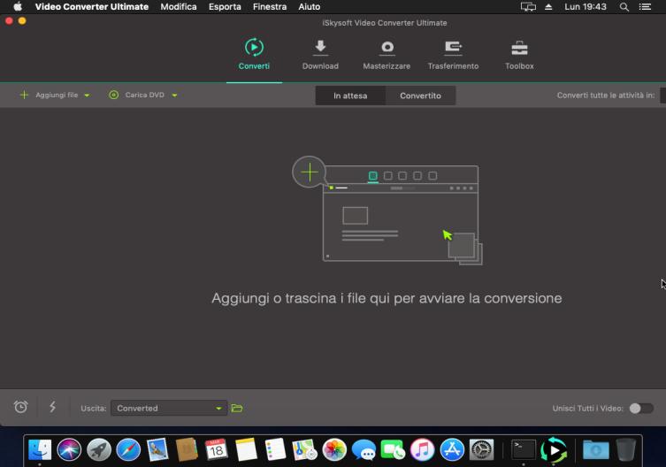 [MAC] iSkysoft Video Converter Ultimate 11.6.6.2 macOS - ITA