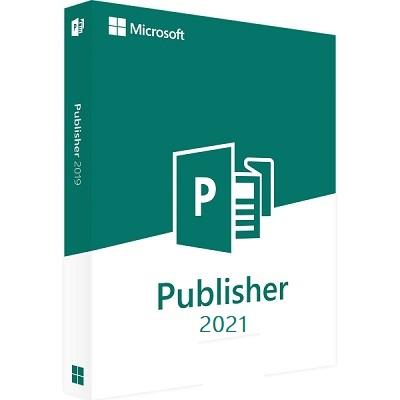 Microsoft Publisher 2021 - 2109 (Build 14430.20306) - ITA