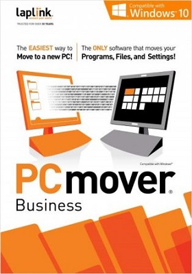 Laplink PCmover Business v11.01.1008.0 - ITA