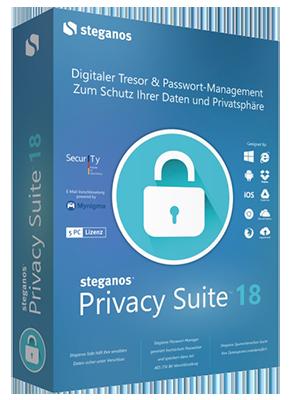 Steganos Privacy Suite v18.0.3 Revision 12145 DOWNLOAD ENG