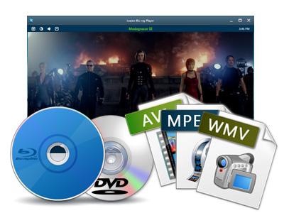 Leawo Blu-ray Player 2.1.1.0 - ITA