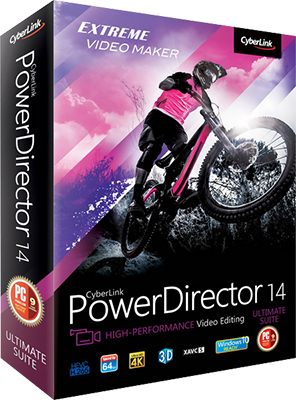 CyberLink PowerDirector Ultimate Suite v14.2707 - Ita