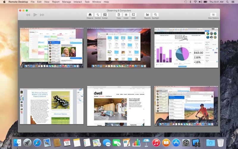 [MAC] Apple Remote Desktop 3.9.3 macOS - ITA