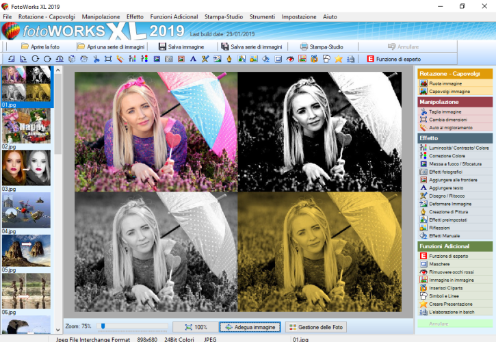 FotoWorks XL 2020 v20.0.0 - ITA