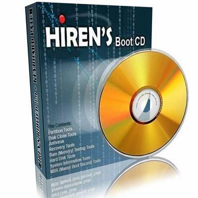 Hiren's BootCD PE v1.0.2 x64 - ENG
