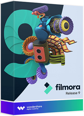 Wondershare Filmora v9.2.9.13 - Ita