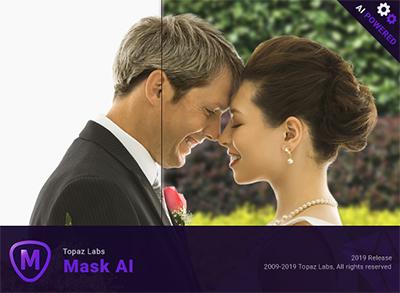 Topaz Mask AI v1.0.3 64 Bit - Eng