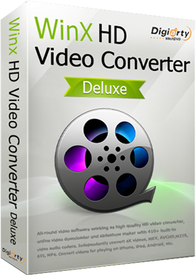 WinX HD Video Converter Deluxe v5.15.6.322 - ENG