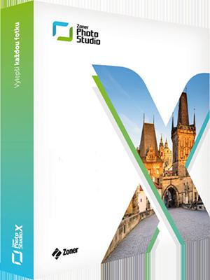 Zoner Photo Studio X 19.2109.2.349 - Eng