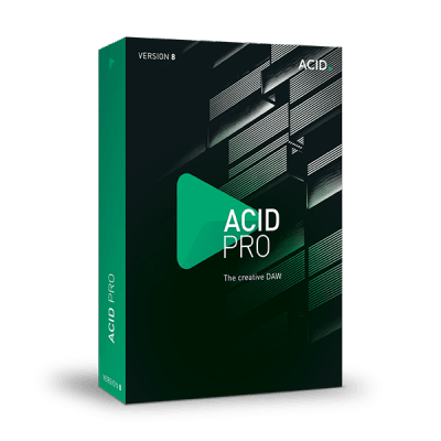 MAGIX ACID Pro v8.0.8 Build 29 + Content Pack - ENG