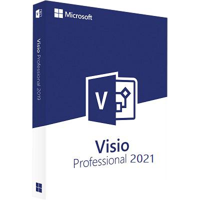 Microsoft Visio Professional 2021 - 2109 (Build 14430.20306) - ITA
