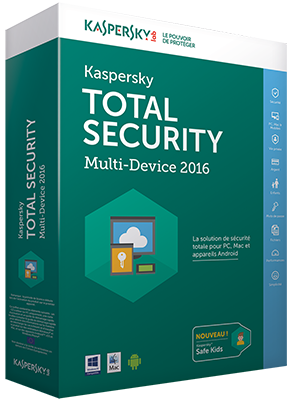Kaspersky Total Security 2016 v16.0.1.445.0.421.0 - Ita