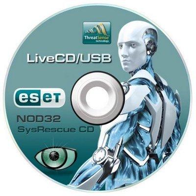 ESET SysRescue Live v1.0.16.0 - ENG