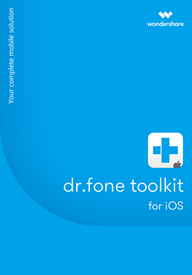 Wondershare Dr.Fone Toolkit for iOS v8.2.1 DOWNLOAD MAC ITA