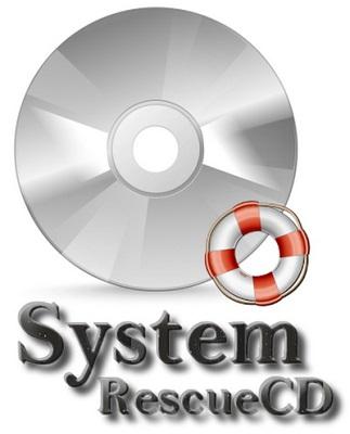 SystemRescueCd v6.1.0 - ENG