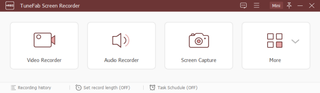 TuneFab Screen Recorder 2.1.36 - ENG