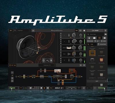 IK Multimedia AmpliTube 5 v5.1.0 - ENG