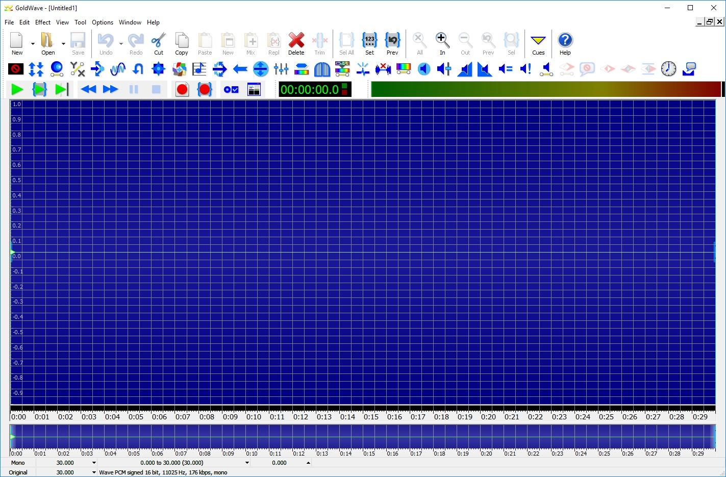 GoldWave 6.40 x64 - ENG
