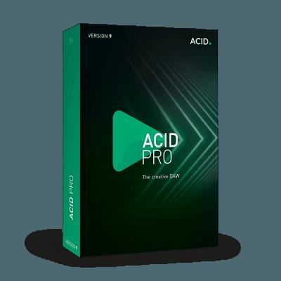 MAGIX ACID Pro v10.0.5.37 x64 - ENG