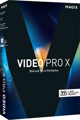 MAGIX Video Pro X8 v15.0.3.138 64 Bit + Content Pack DOWNLOAD ENG