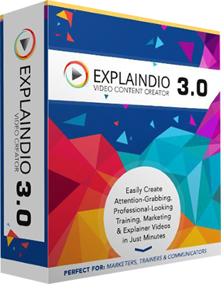 Explaindio Video Creator Platinum v3.038 DOWNLOAD ITA