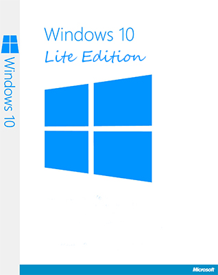 Microsoft Windows 10 Home 1803 - Lite Version - Luglio 2018 - Ita