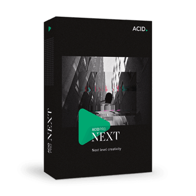 MAGIX ACID Pro Next v1.0.1.24 - ENG