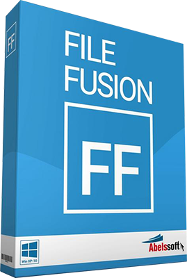 Abelssoft FileFusion 2020 v3.12.23 - Eng