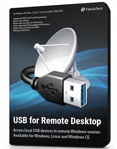 FabulaTech USB for Remote Desktop 6.0.6 - ENG
