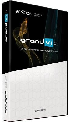 ArKaos GrandVJ XT 2.6.2 x64 - ENG