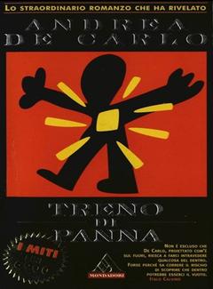 Andrea de Carlo - Treno di panna (1997)