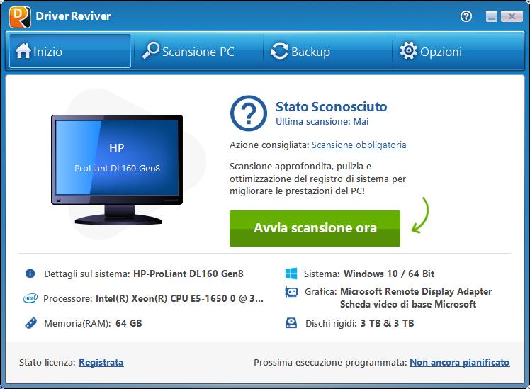 [PORTABLE] ReviverSoft Driver Reviver v5.39.1.8 x64 Portable - ITA