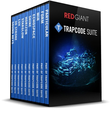 Red Giant Trapcode Suite 15.1.1 x64 - ENG