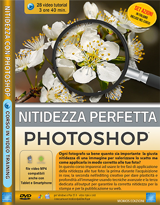 GDF Photoshop N.104 - Videocorso Photoshop Nitidezza Perfetta - ITA