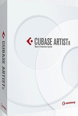 Steinberg Cubase Artist v8.0.40 64 Bit - Ita