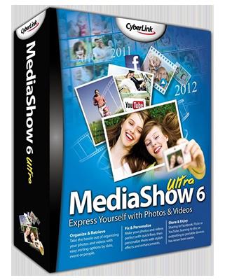 CyberLink MediaShow Ultra v6.0.8111 - Ita