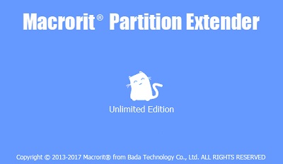 Macrorit Partition Extender Unlimited Edition v1.2.1 DOWNLOAD ENG