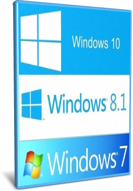 Microsoft Windows 7 Pro / 8.1 Pro / 10 Pro AIO - Gennaio 2020 - ITA