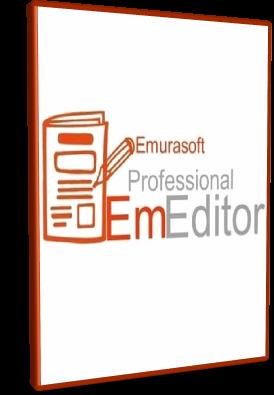 Emurasoft EmEditor Professional 19.7.0 - ITA